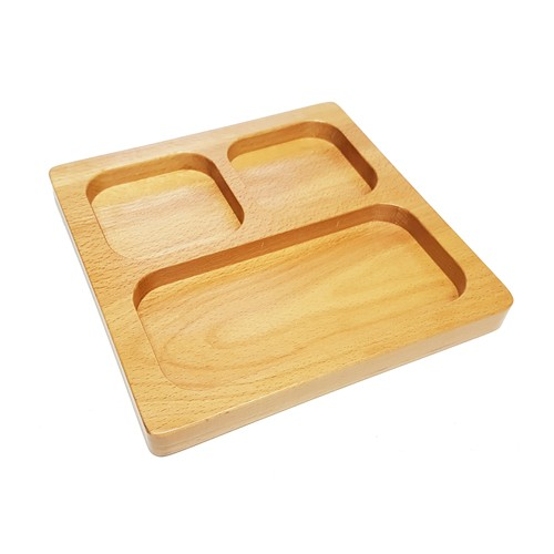 Montessori 2 Compartment Sorting Board