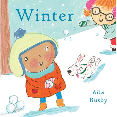 Book: Winter by Ailie Busby