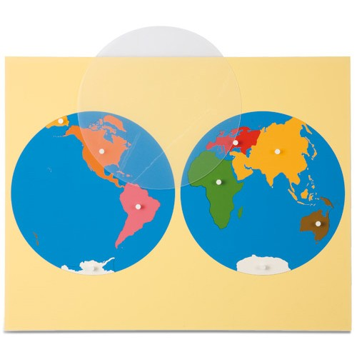 Nienhuis montessori puzzle map of the world parts gumiabroncs Image collections