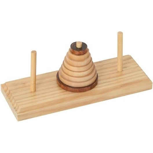 Montessori Tower of Hanoi