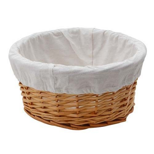 Montessori Lined Basket - Heuristic / Treasure basket