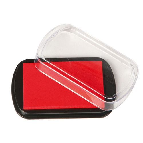 Stamp pad Red (NL)