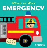 Book: Emergency (Wheels At Work) by Cocoretto