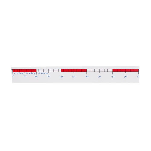 Number line up to 100 (NL)