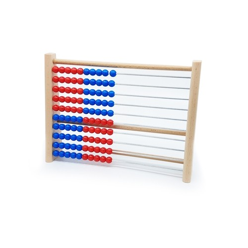Abacus counting frame