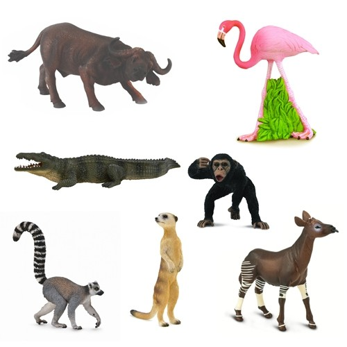 Animals of Africa Pack
