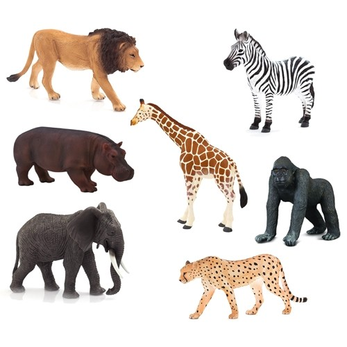 Animals of Africa Pack 2
