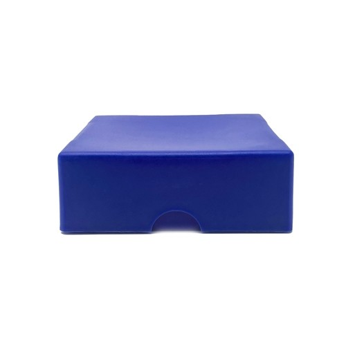 Royal Blue Adjectives Literacy Box (plastic)