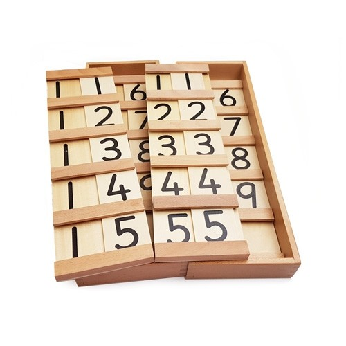 Montessori Teens & Tens Boards