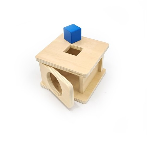 Small Imbucare Box with Cube
