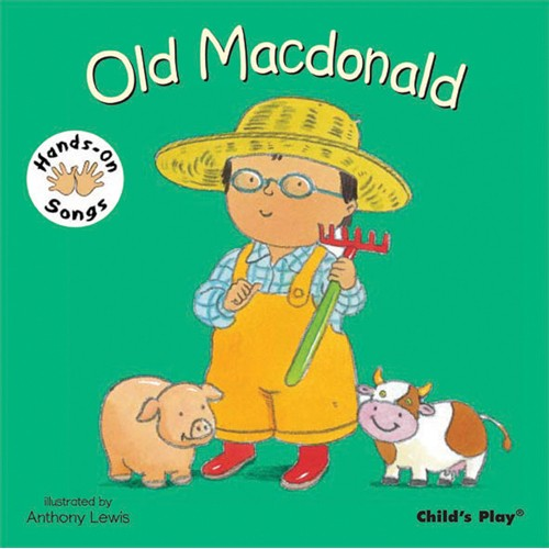 Book: Old Macdonald by Anthony Lewis