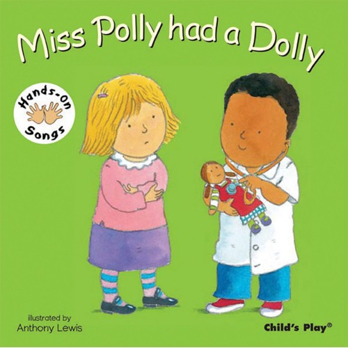 Book: Miss Polly had a Dolly by Anthony Lewis