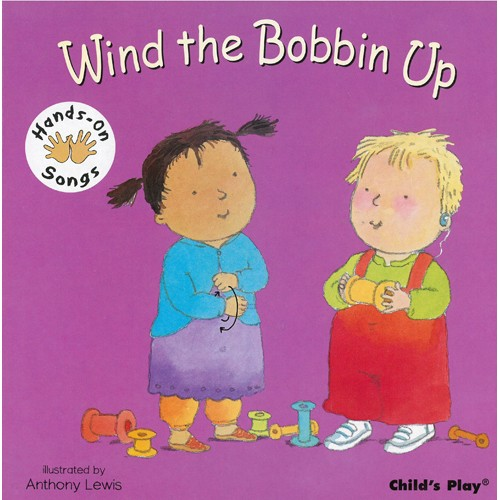 Book: Wind the Bobbin Up by Anthony Lewis