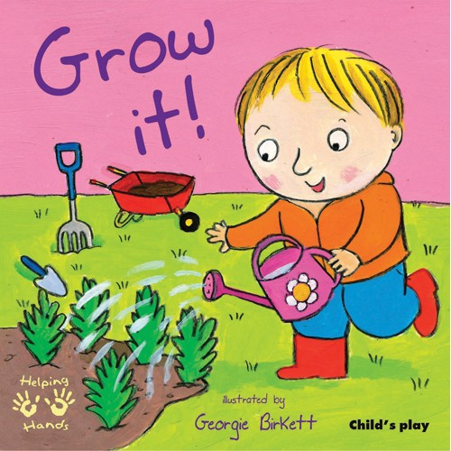 Book: Grow It! by Georgie Birkett