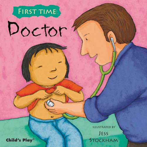 Book: Doctor by Jess Stockham
