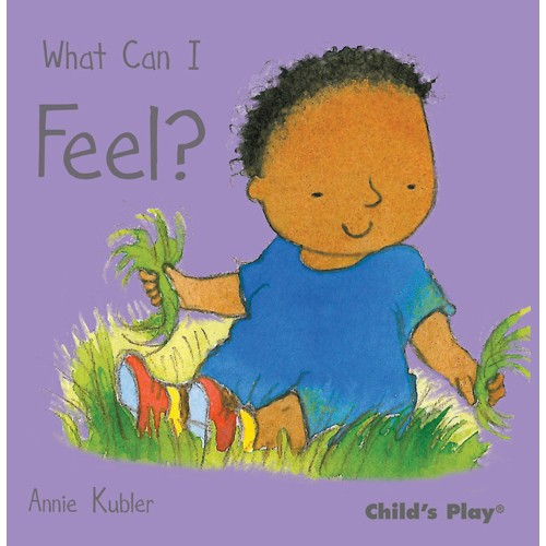 Book: What Can I Feel? by Annie Kubler