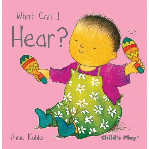 Book: What Can I Hear? by Annie Kubler