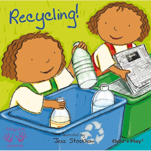 Book: Recycling! by Jess Stockham