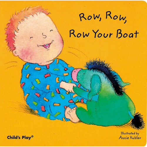 Book: Row Row Row your Boat by Annie Kubler