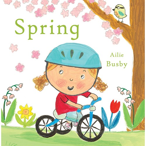 Book: Spring by Ailie Busby