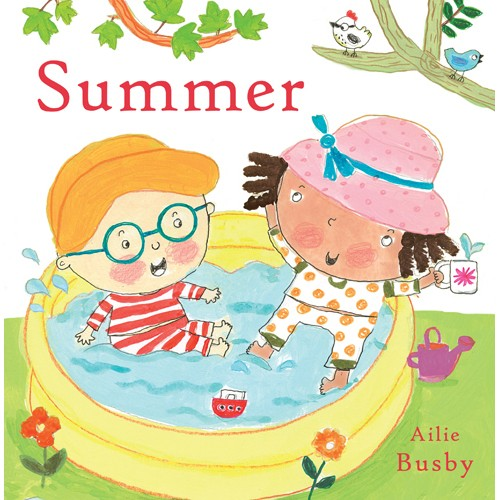 Book: Summer by Ailie Busby