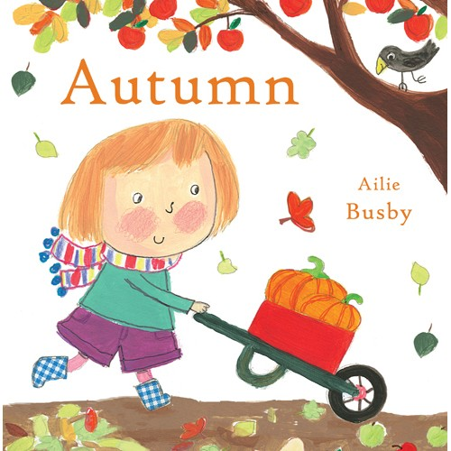 Book: Autumn by Ailie Busby