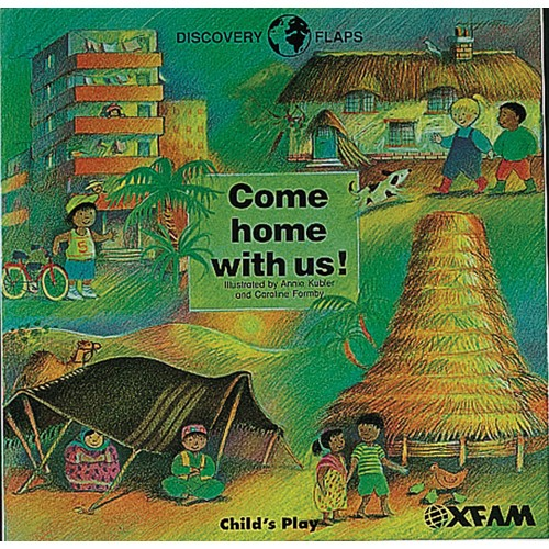 Book: Come Home with Us by Illustrated by Annie Kubler & Caroline Formby