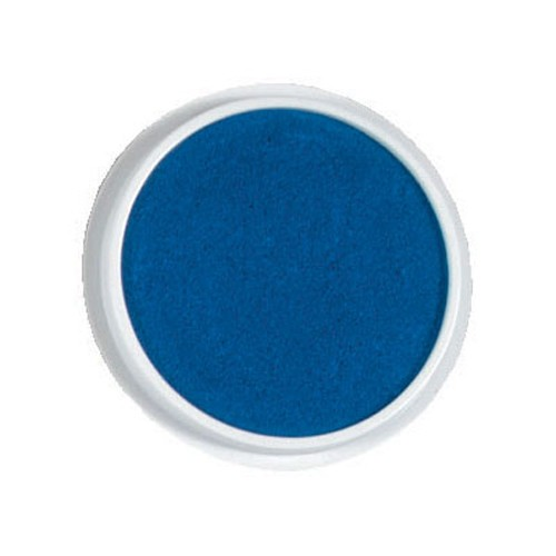 Montessori Blue Stamp Pad