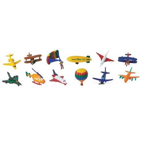 Montessori Air Transport Models