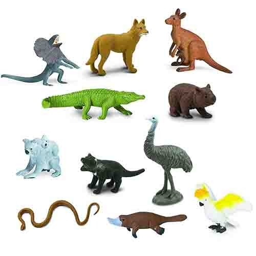 Montessori Animals of Australasia Pack