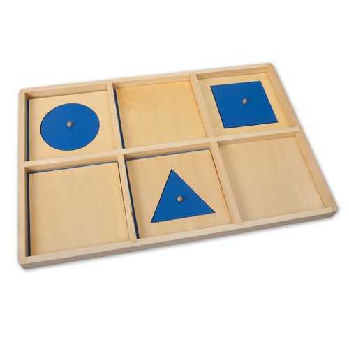 Discount Montessori Geometric Presentation Tray for the Geometric Cabinet