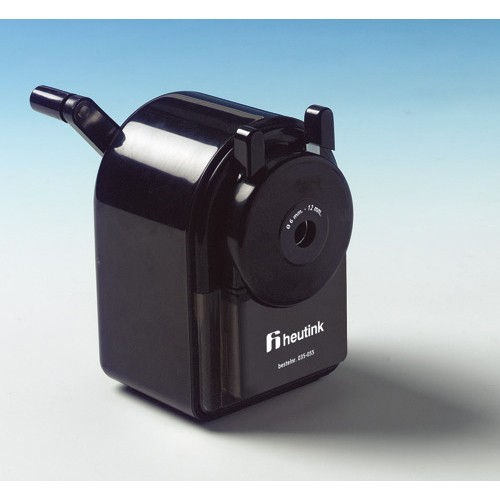 Nienhuis Montessori Pencil Sharpener: For All Pencil Types - Table Model