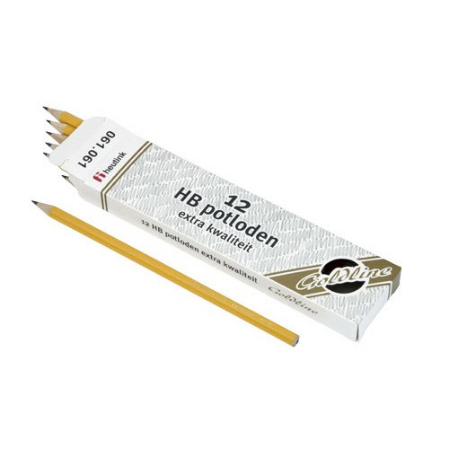 Nienhuis Montessori Heutink Goldline: Lead Pencils (12)