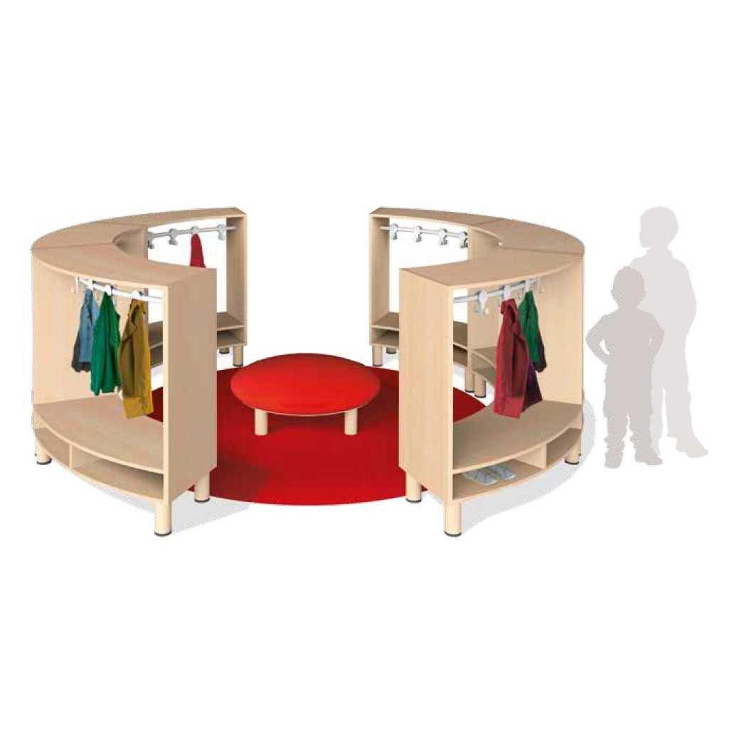 Entrance Area Furniture Set  (NL)