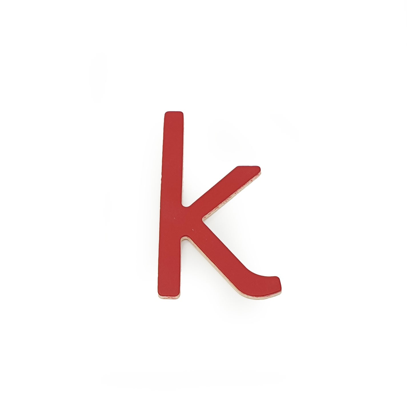 Outlet Spare Sassoon straight k for Large Movable Alphabet x4 (dark red)