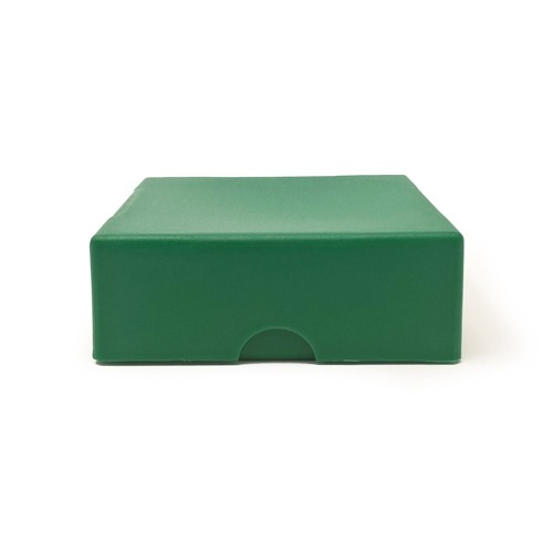 Dark Green Preposition Literacy Box (plastic)