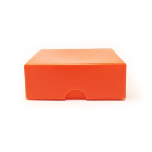 Orange Adverb Literacy Box (plastic)