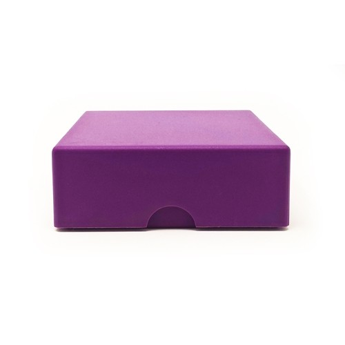 Purple Conjunction Literacy Box (plastic)