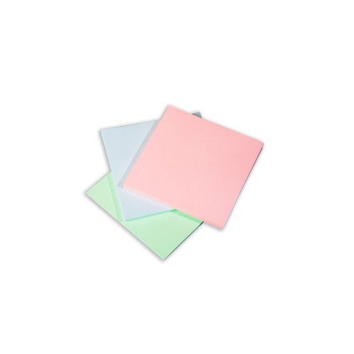 Montessori 14cm coloured inset paper