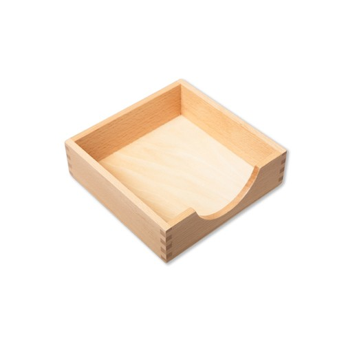 Montessori Box for Inset Paper