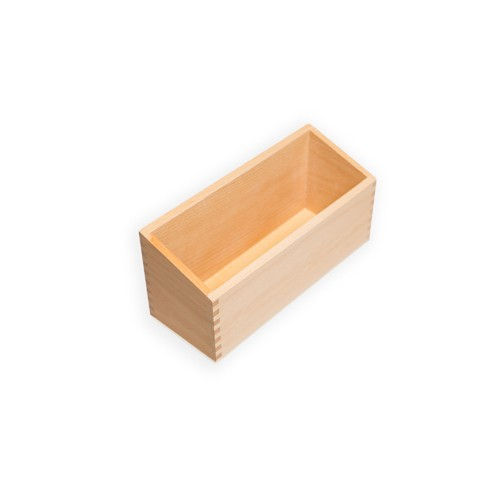 Montessori Box for Double Sandpaper Letters