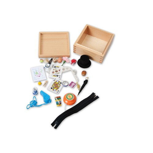 Montessori Individual items for language boxes - please contact us