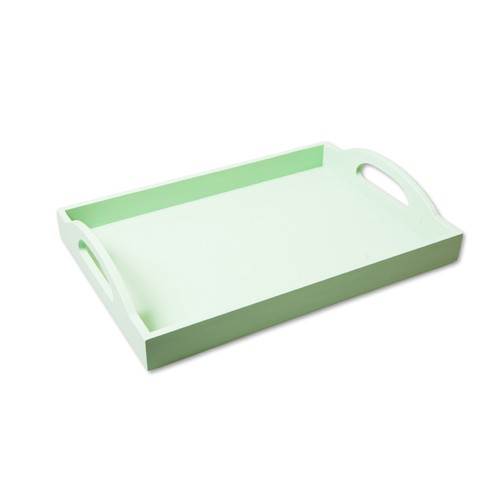 Montessori Green A4 Tray