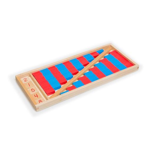 Montessori Small Number Rods