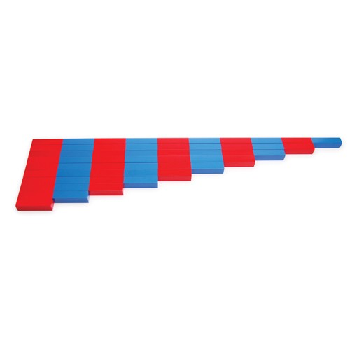 Montessori Outlet Number rods