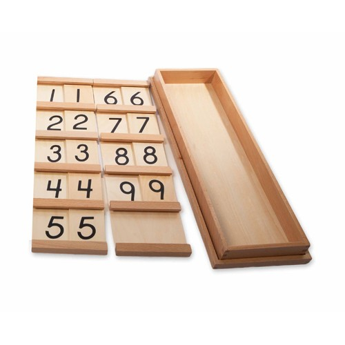 Montessori Tens Seguin Boards