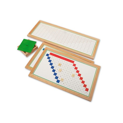 Montessori Subtraction Working Charts