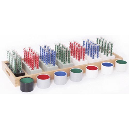 Montessori Long Division Boards