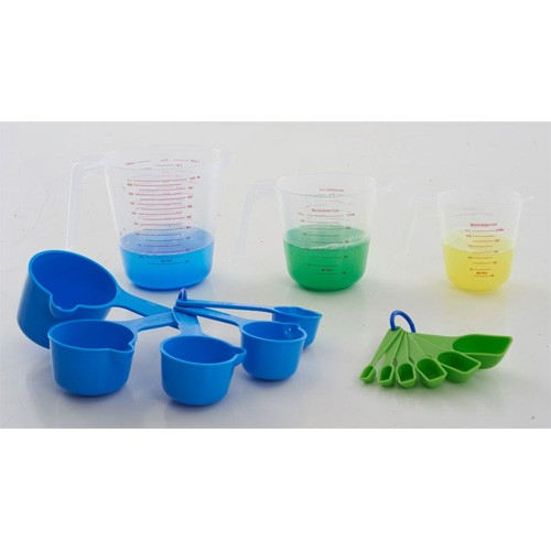 Montessori Measuring and Pouring Set