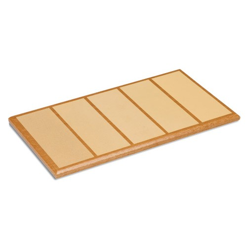 Nienhuis Montessori Smooth Gradation Board